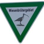 Hinweisschild für Wiesenbrütergebiet_200420_B3
