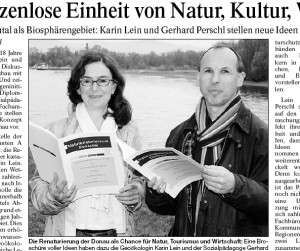 Artikel in der Passauer Neuen Presse (PNP) im November 2009