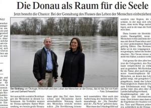 Artikel in der Passauer Neuen Presse