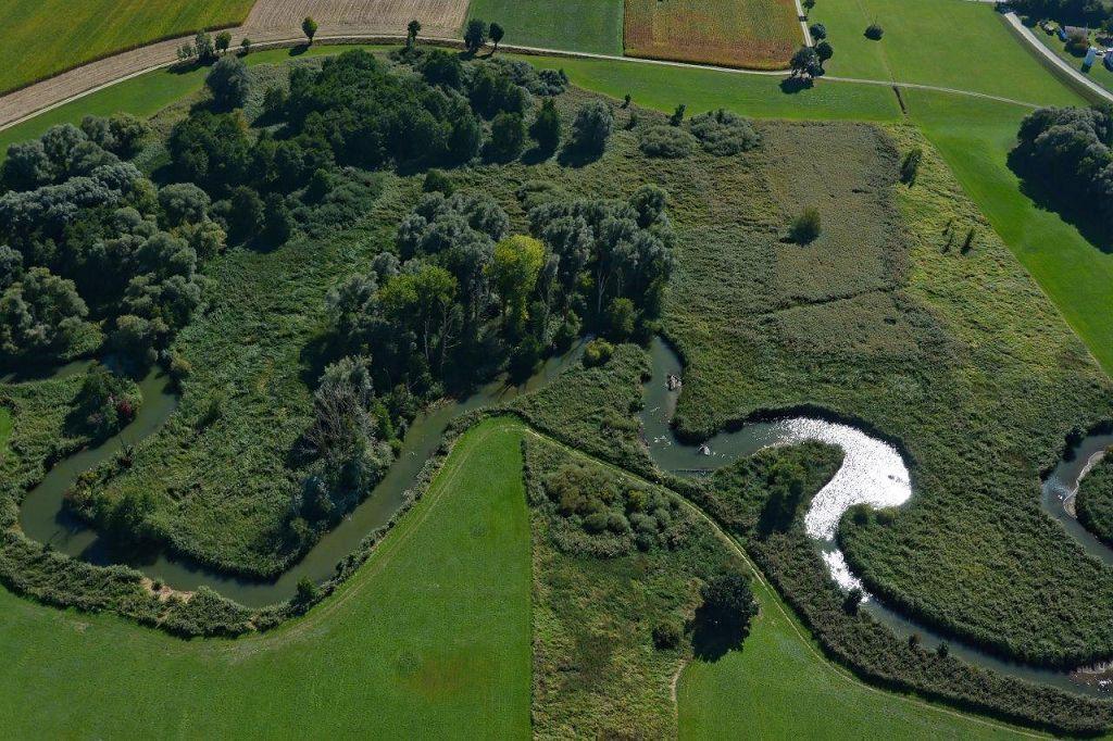 Landschaftspark-Vilstal