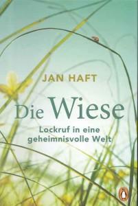 Buchtitel Die Wiese - Jan Haft