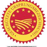 Logo geschützte Ursprungsbez